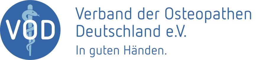 Logo Osteopathen Deutschland e.V.