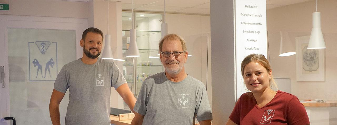 Team Lurbiecki, Physiotherapeuten in Dorsten